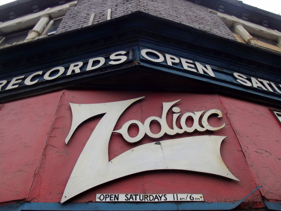 Zodiac records wandsworth
