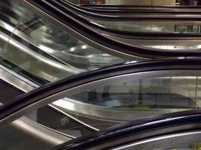 Lloyds escalators