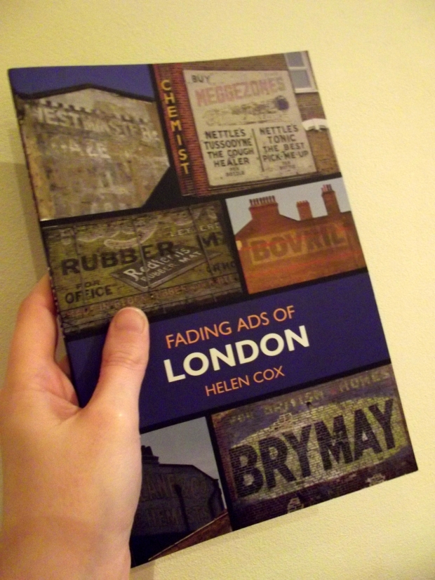 faded ads of london book