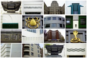 art deco tour bloomsbury