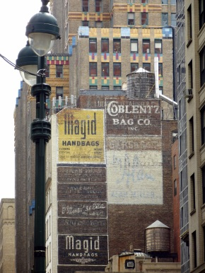 ghost signs new york copyright Helen Cox